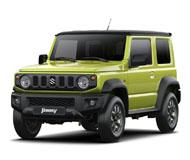 Suzuki Jimny New 2019