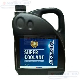Антифриз Suzuki Super Coolant 5л